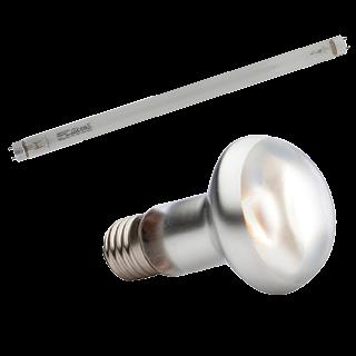 Obrázek pro kategorii zářivky, žárovky, lampy