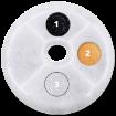 Nápln filtracní CATIT 2.0 Triple Action 2ks