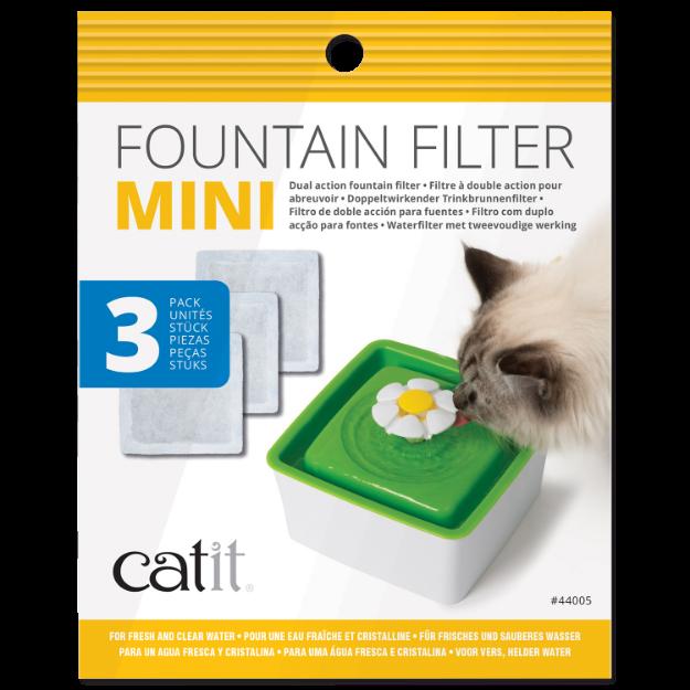 Nápln filtracní CATIT Mini Flower 3ks
