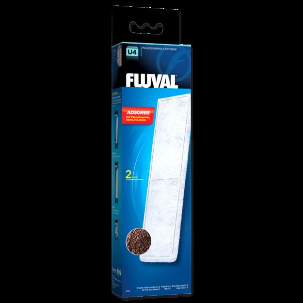 Nápln Clearmax FLUVAL U4 2ks