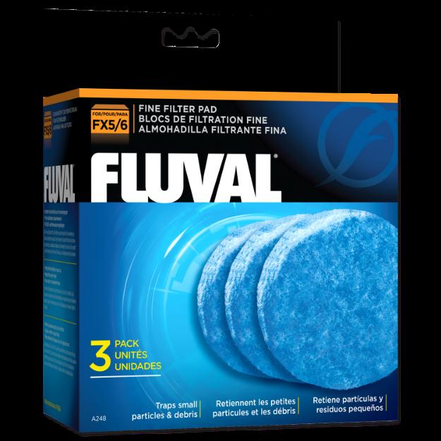 Nápln vložka mikrovláknová FLUVAL FX-5