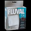 Nápln molitan polyester FLUVAL C4 3ks