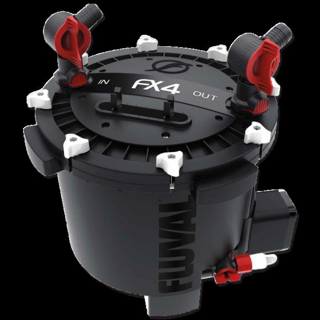 Filtr FLUVAL FX-4 vnejší