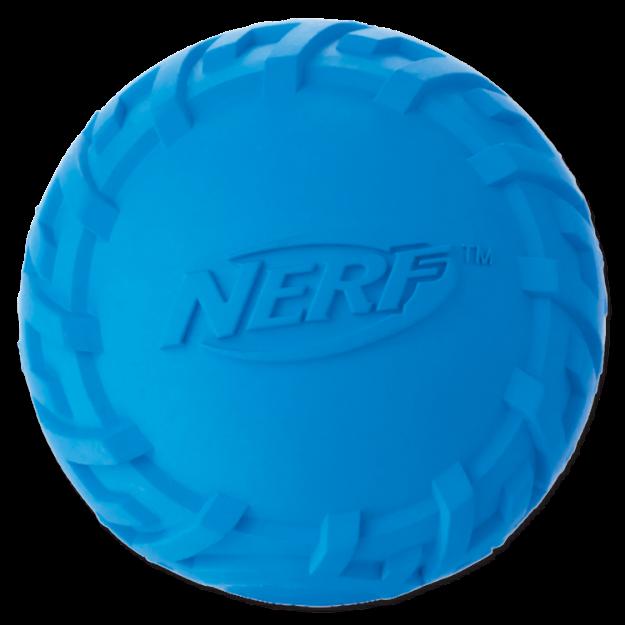 Obrázek Hračka NERF gumový míč pískací 6 cm